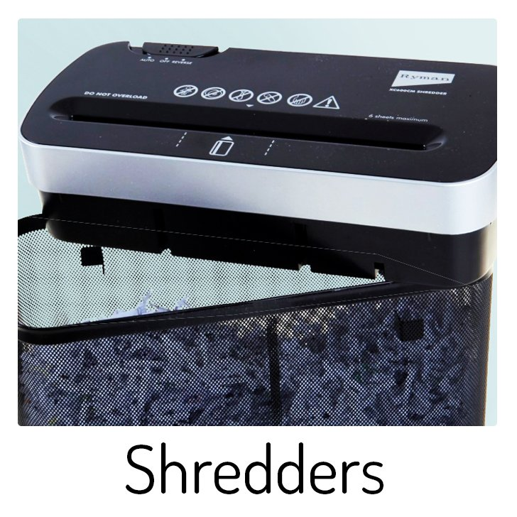 From small home office shredders to large business models